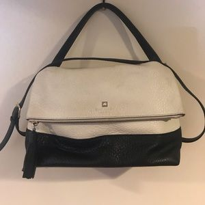 Kate Spade Double Strap Crossbody Handbag Purse